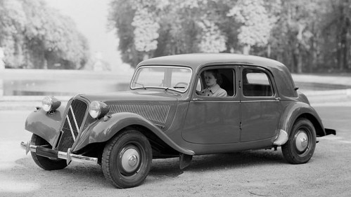 Fin de production de la Citroën Traction