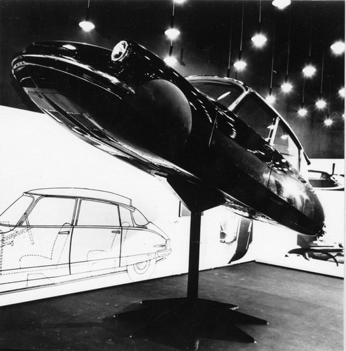 Carrosserie de Citroën DS