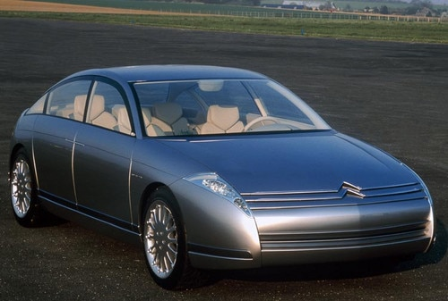 Le concept car Citroën C6