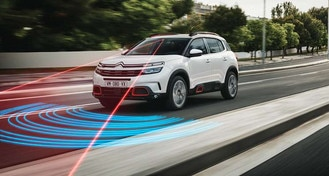 HIGHWAY DRIVER ASSIST SUV CITROËN C5 Aircross