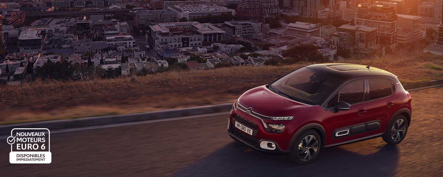 New Citroën C3 Business MOTORISATIONS
